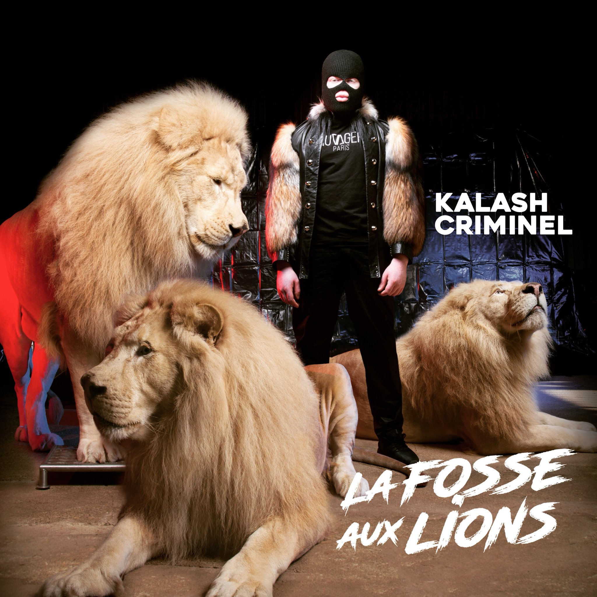 [ALBUM] Kalash Criminel – La fosse aux lions